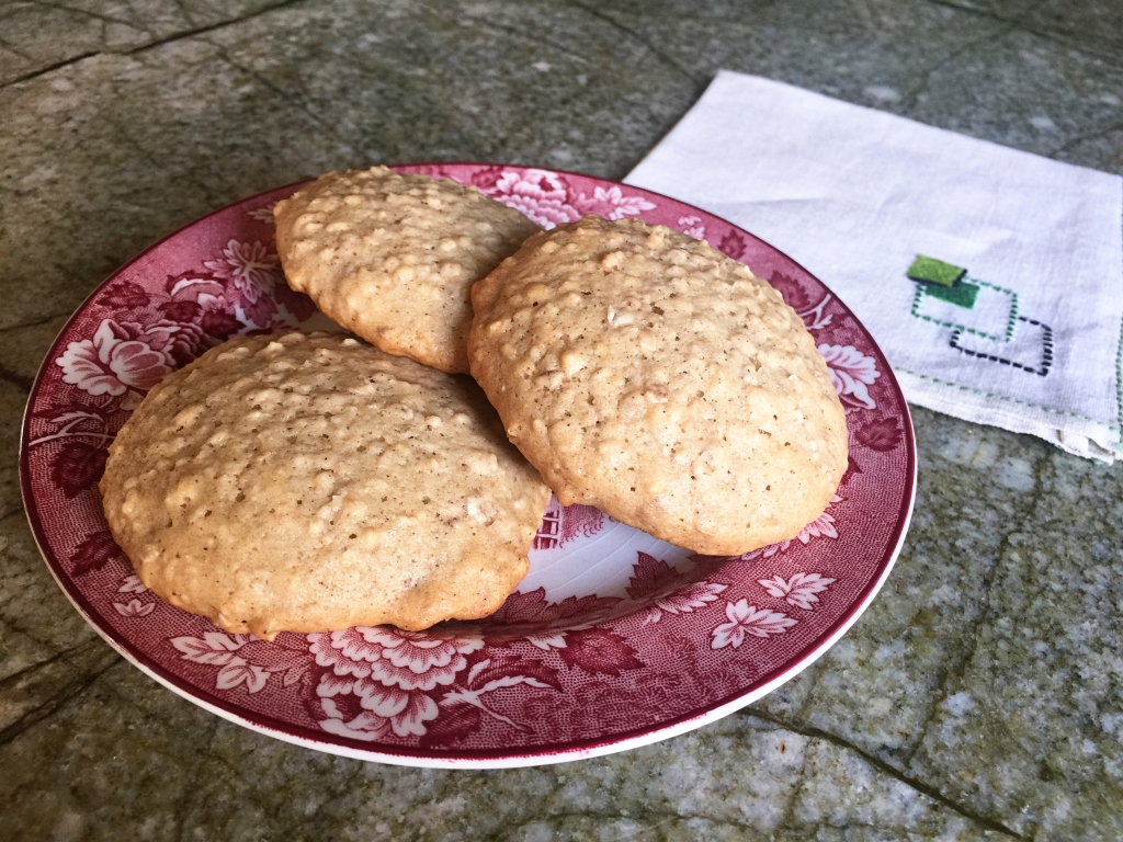 Lady by Choice - Oatmeal Cookie Recipe