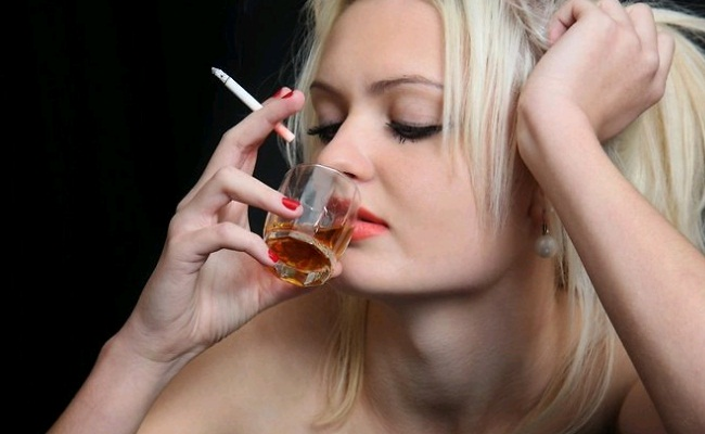 Quit Smoking, Alcohol