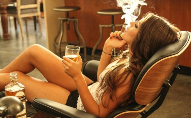 Quit Smoking And Drinking