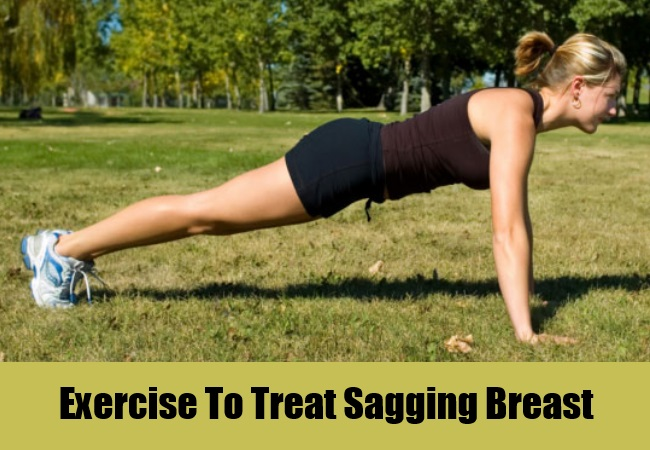 Exercise To Treat Sagging Breast