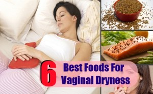 6 Best Foods For Vaginal Dryness