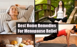 Best Home Remedies For Menopause Relief