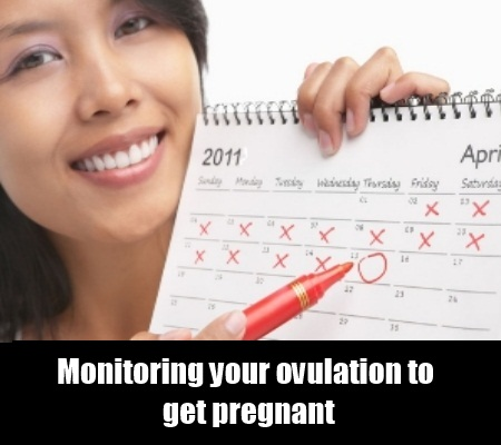 Monitoring Your Ovulation