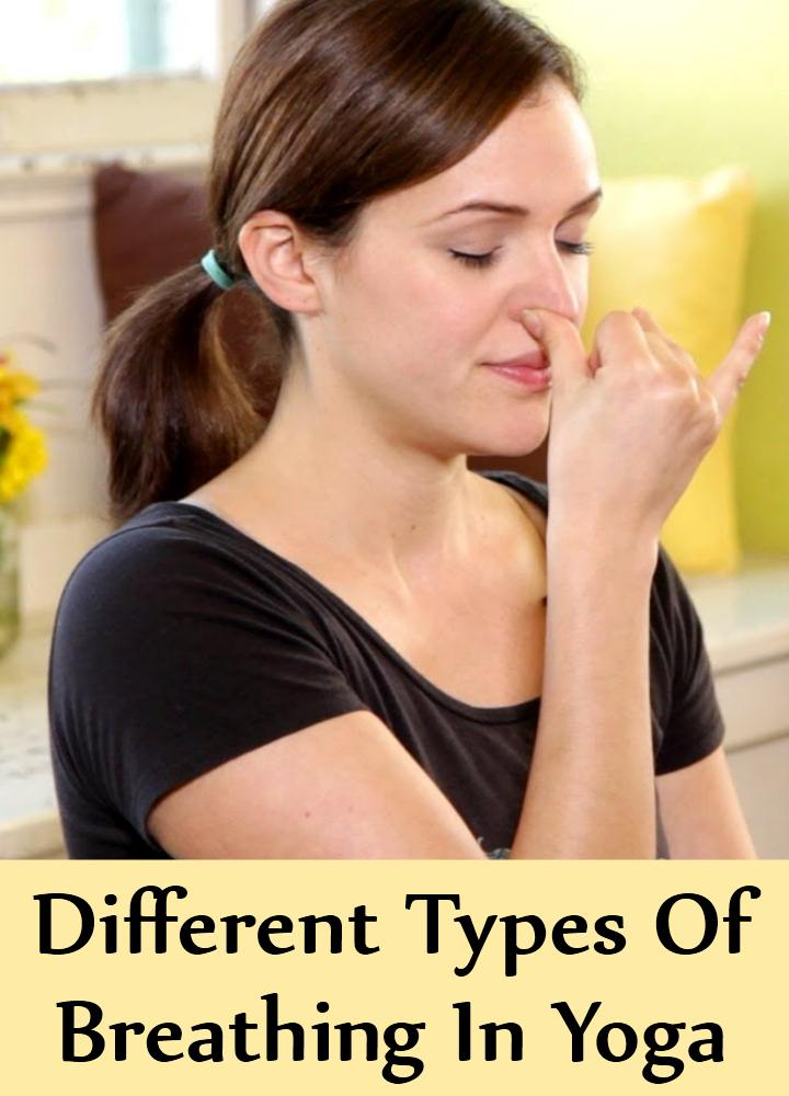 Different Types Of Breathing In Yoga