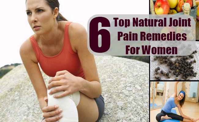 Joint Pain Remedies For Women