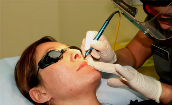 Diode Laser Therapy