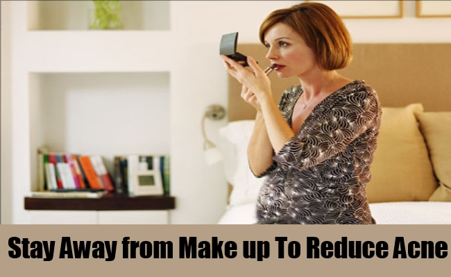 Stay Away from Make up