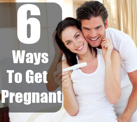 Best Ways To Get Pregnant