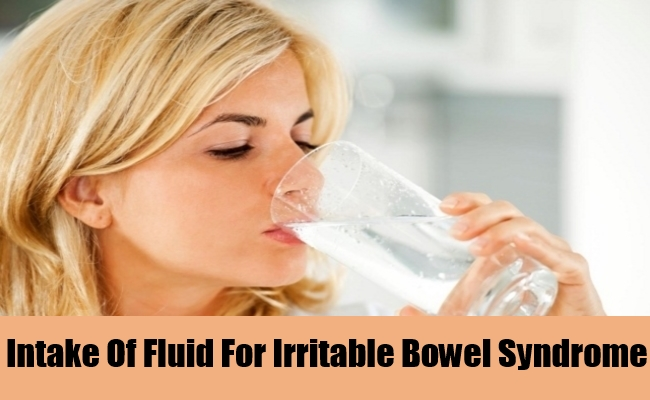 Intake Of Fluid For Irritable Bowel Syndrome