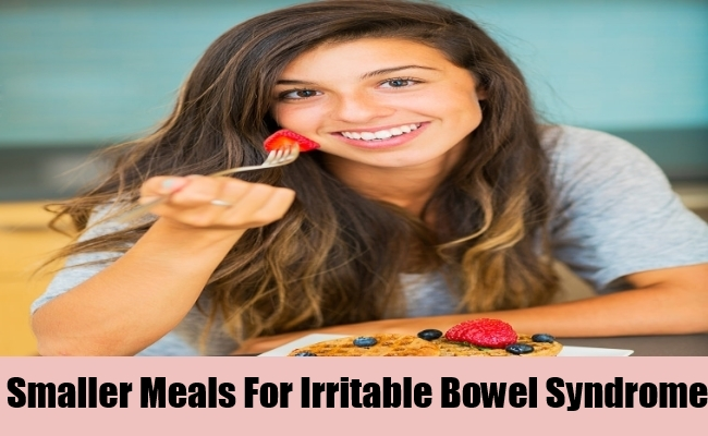 Smaller Meals For Irritable Bowel Syndrome