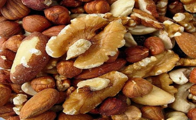 Walnuts, Almonds and Other Nuts