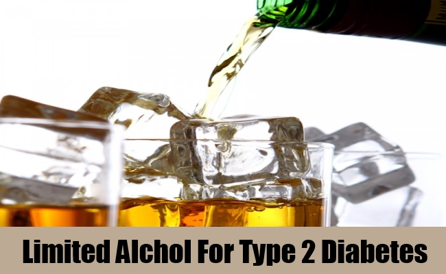 Limited Alchol For Type 2 Diabetes