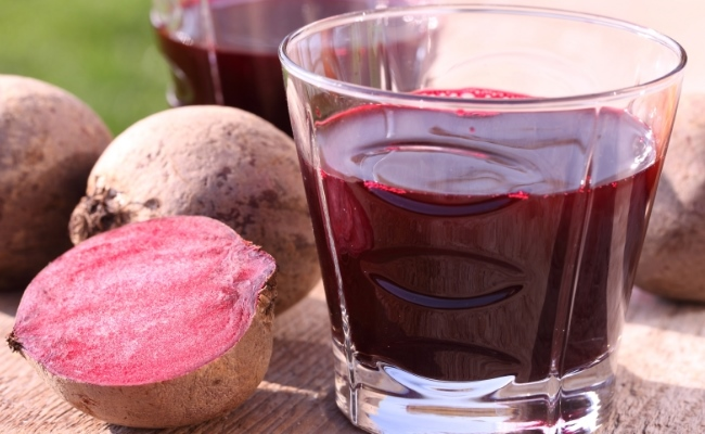 Juice Made With Beet Root