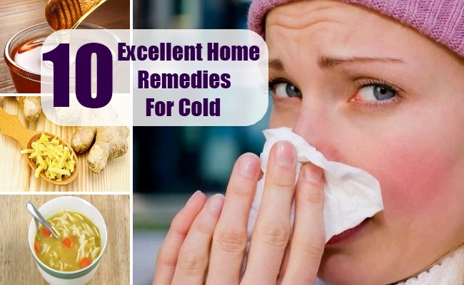 Home Remedies For Cold
