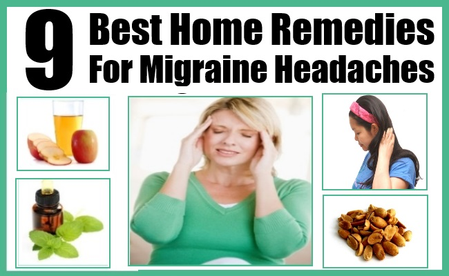 Best Natural Remedies For Migraine Headaches