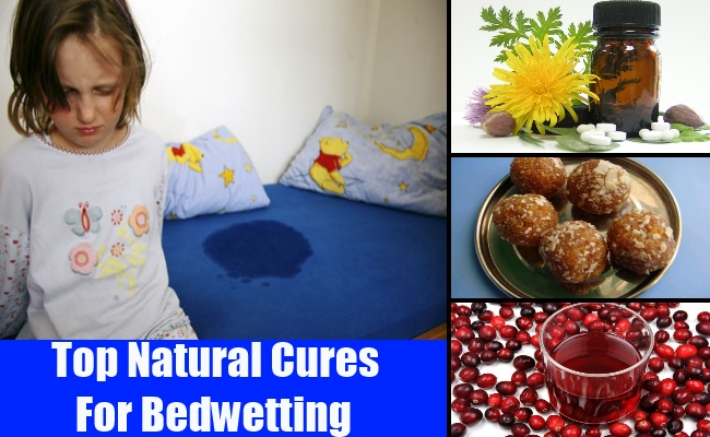 Natural Cures For Bedwetting