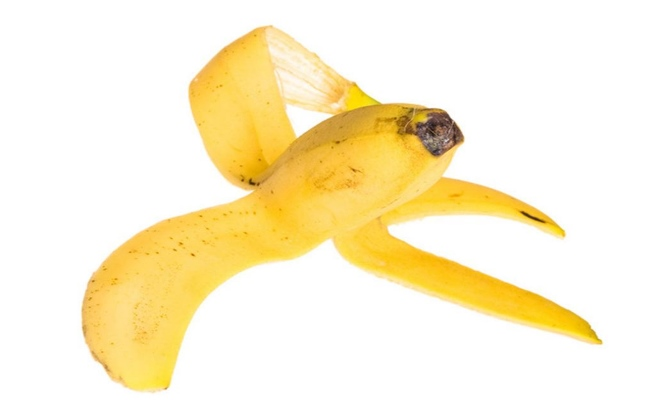 Rub A Banana Peel