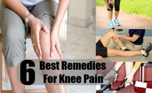 6 Best Remedies For Knee Pain