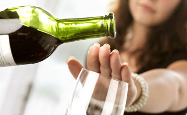 Forsake Alcohol To Prevent Further Damage