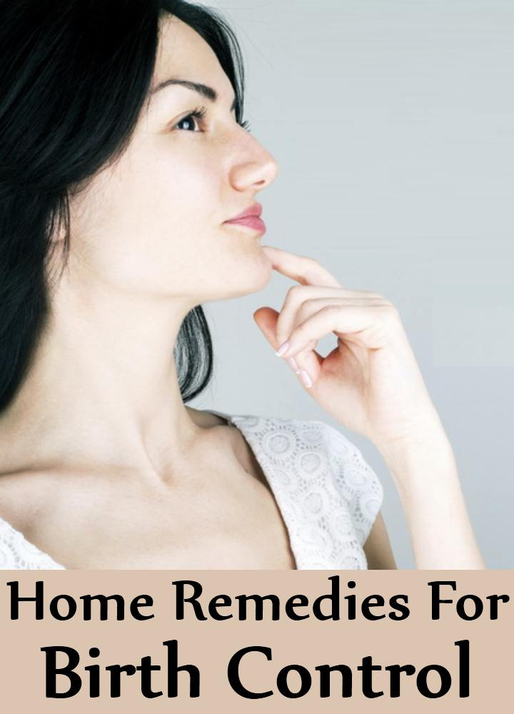 Home Remedies For Birth Control