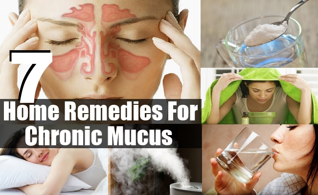 Remedies For Chronic Mucus