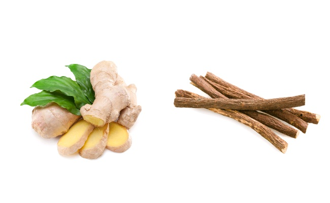 Ginger And Licorice