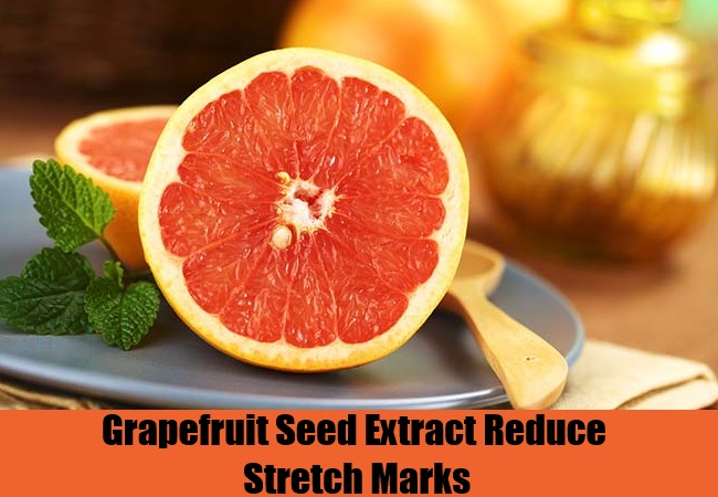 Grapefruit Seed Extract Reduce Stretch Marks