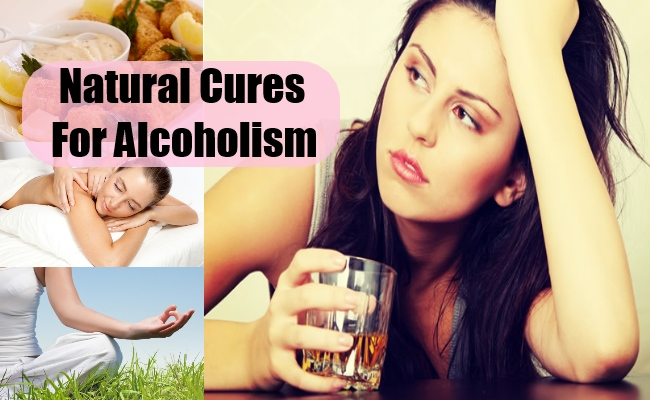 Natural Cures For Alcoholism