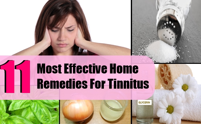 11 Most Effective Home Remedies For Tinnitus