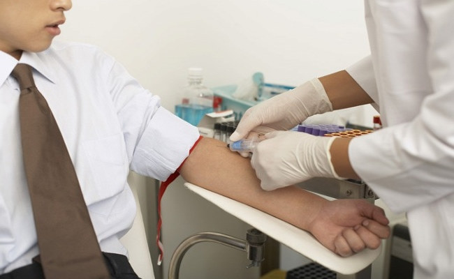 Procedure For Cholesterol Screening Test