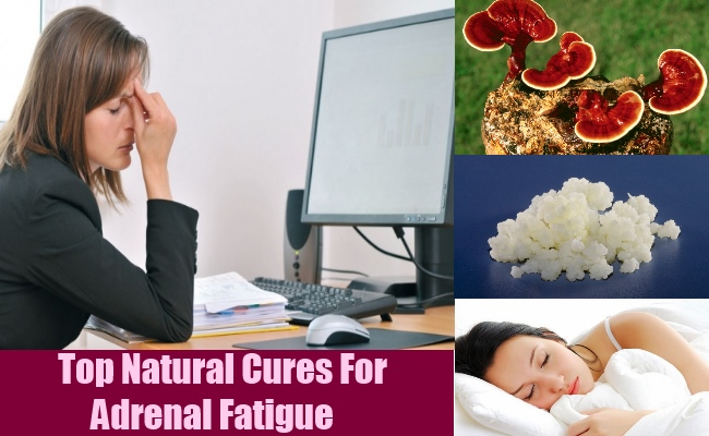 Top Natural Cures For Adrenal Fatigue