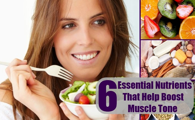 Boost Muscle Tone
