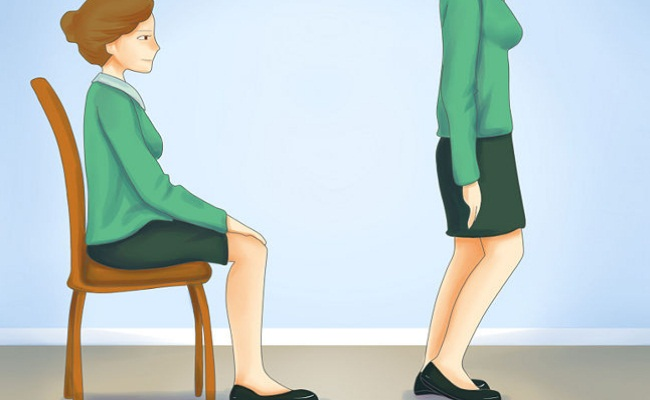 Reduce Pressure On Your Legs