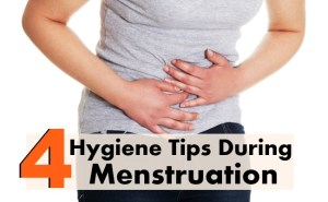 4 Hygiene Tips During Menstruation