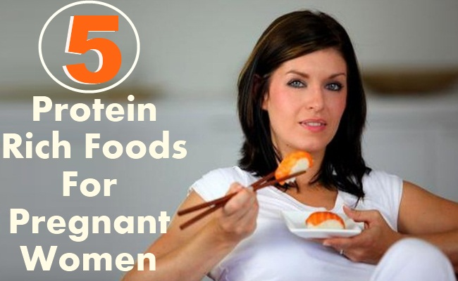 5 Healthy Protein Rich Foods For Pregnant Women