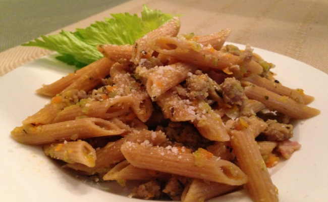 Wholegrain Pasta