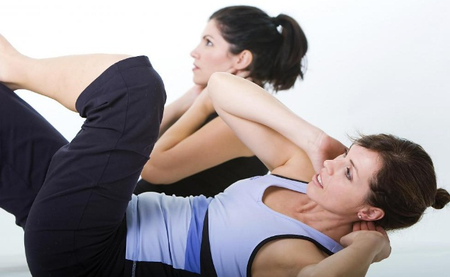 Doing Ab Exercises In Pain