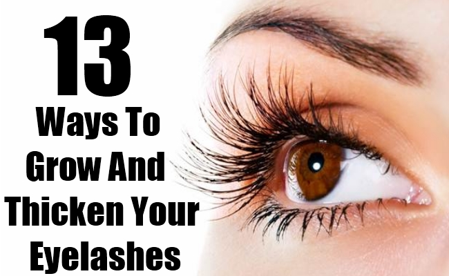 Eyelashes Naturally