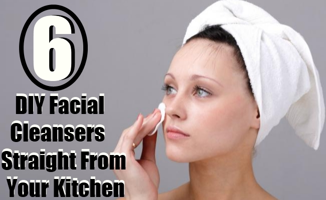 Facial Cleansers Straight