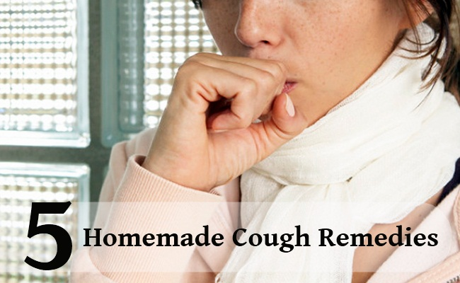 5 Easy Homemade Cough Remedies