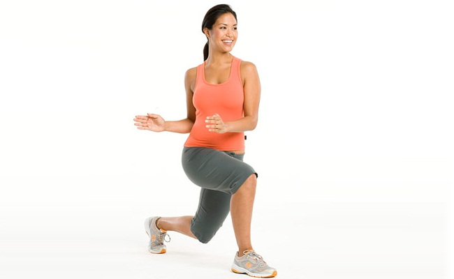 walking lunges 3