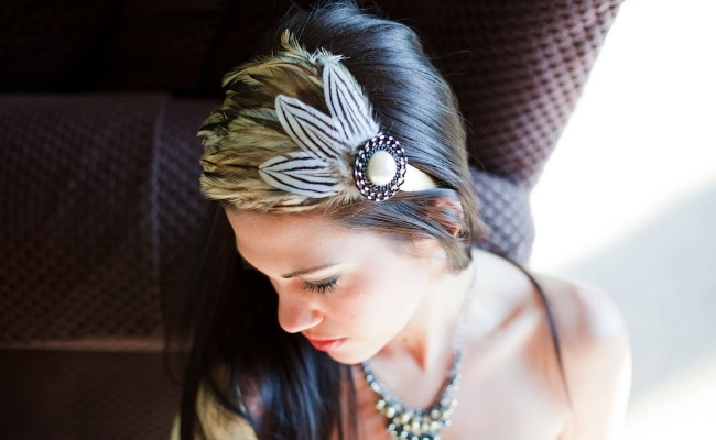 Avoid Styling And Use Head Accessories