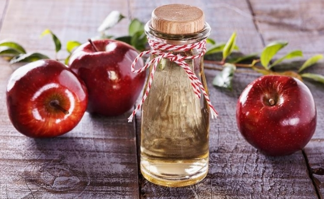 Drink Apple Cider Vinegar To Prevent Gas