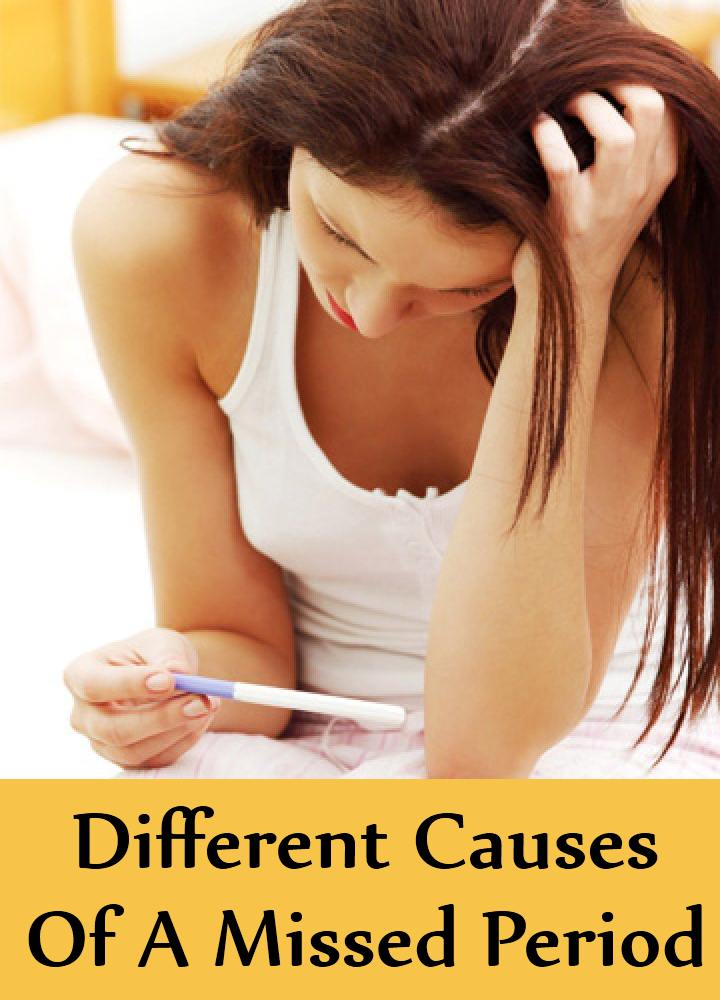 5 Different Causes Of A Missed Period