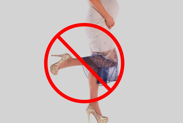 Do Not Wear Heels And Sleep Comfortable