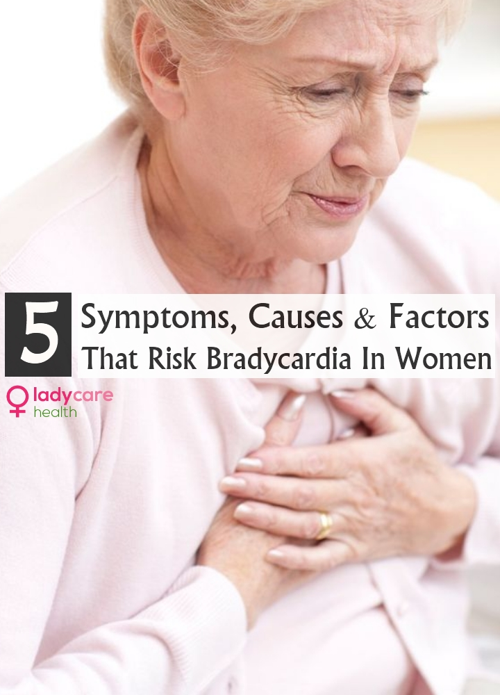 Bradycardia In Women
