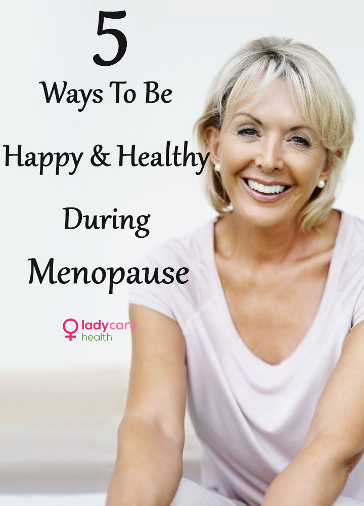 Healthy During Menopause