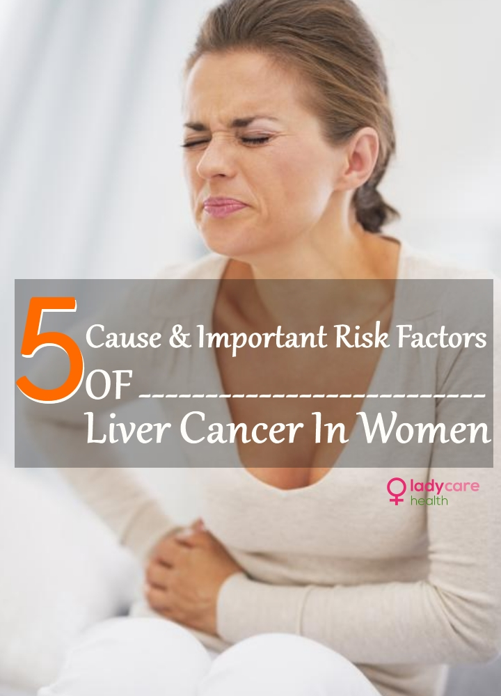 Liver Cancer In Women