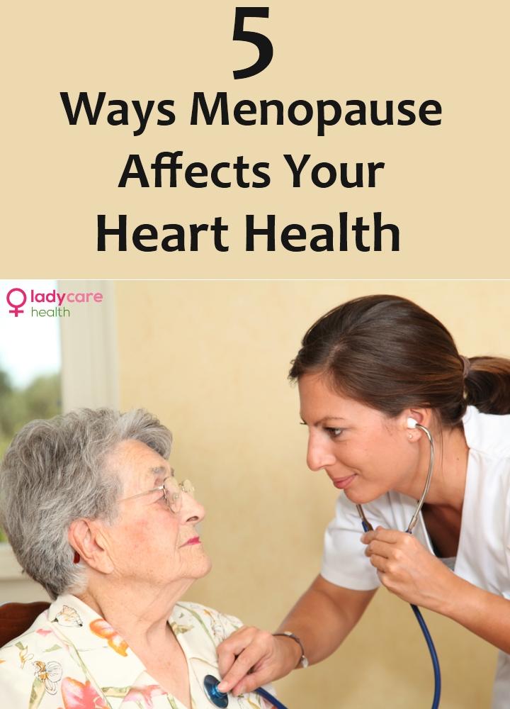 Ways Menopause Affects Your Heart Health
