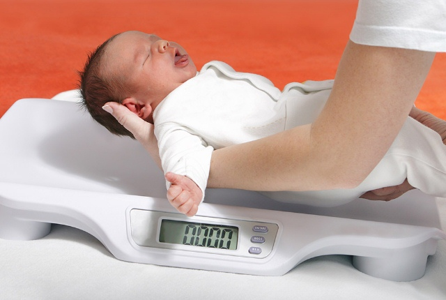 Low Weight Of The Newborn